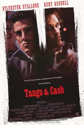 Sinopsis film Tango & Cash (1989)