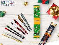 Cartoleria Italiana : vinci gratis 6 Kit confezione regalo con BIC a forma di caramella e BIC 4 colours Shine penna a sfera