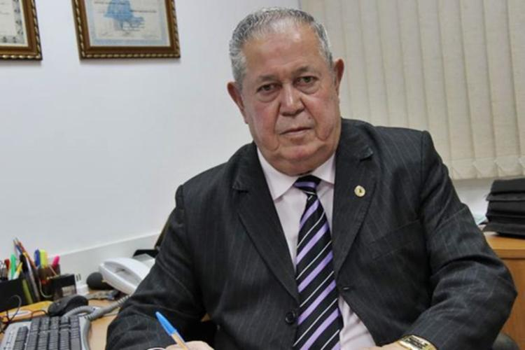 Prefeito de Teixeira de Freitas, Timóteo Brito (Foto: Divulgação)