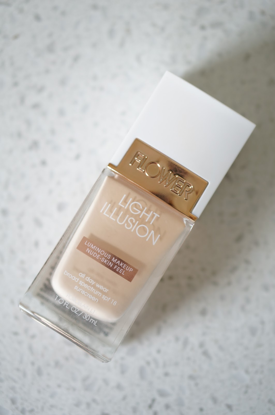 Cruelty free beauty flower beauty light illusion foundation popular north carolina style blogger rebecca lately shares her review of flower beauty light illusion foundation izmirmasajfo