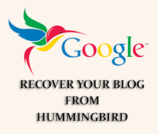 you lot mightiness move aware of the latterly introduced  How To Recover Your Blog From Hummingbird Penalty