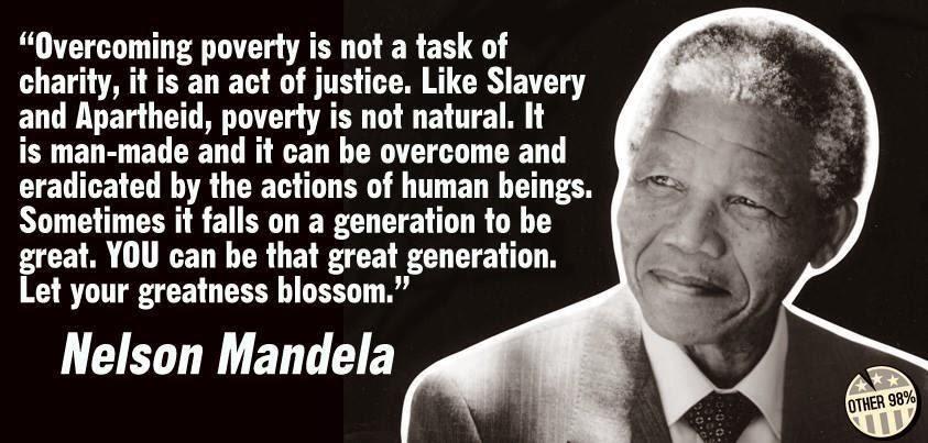 + Mandela RIP.