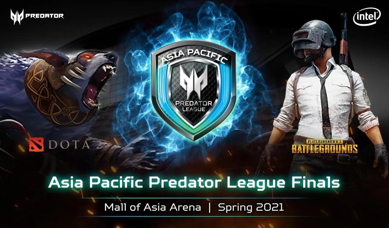 Acer Postpones Predator League Asia Pacific Leg to Spring 2021