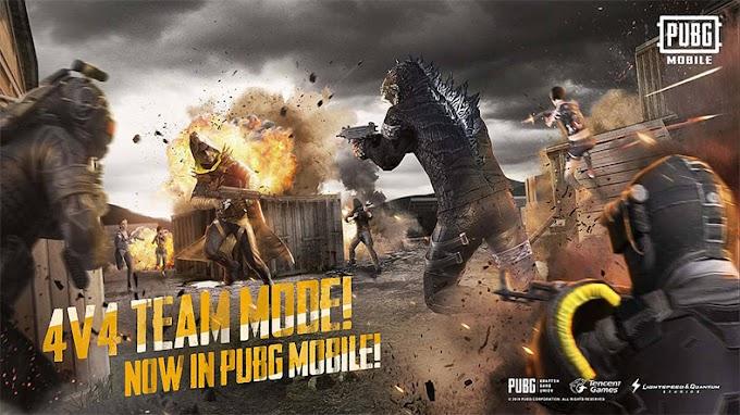 Godzilla Temalı Yeni PUBG Mobile Güncellemesinin Detayları Belli Oldu