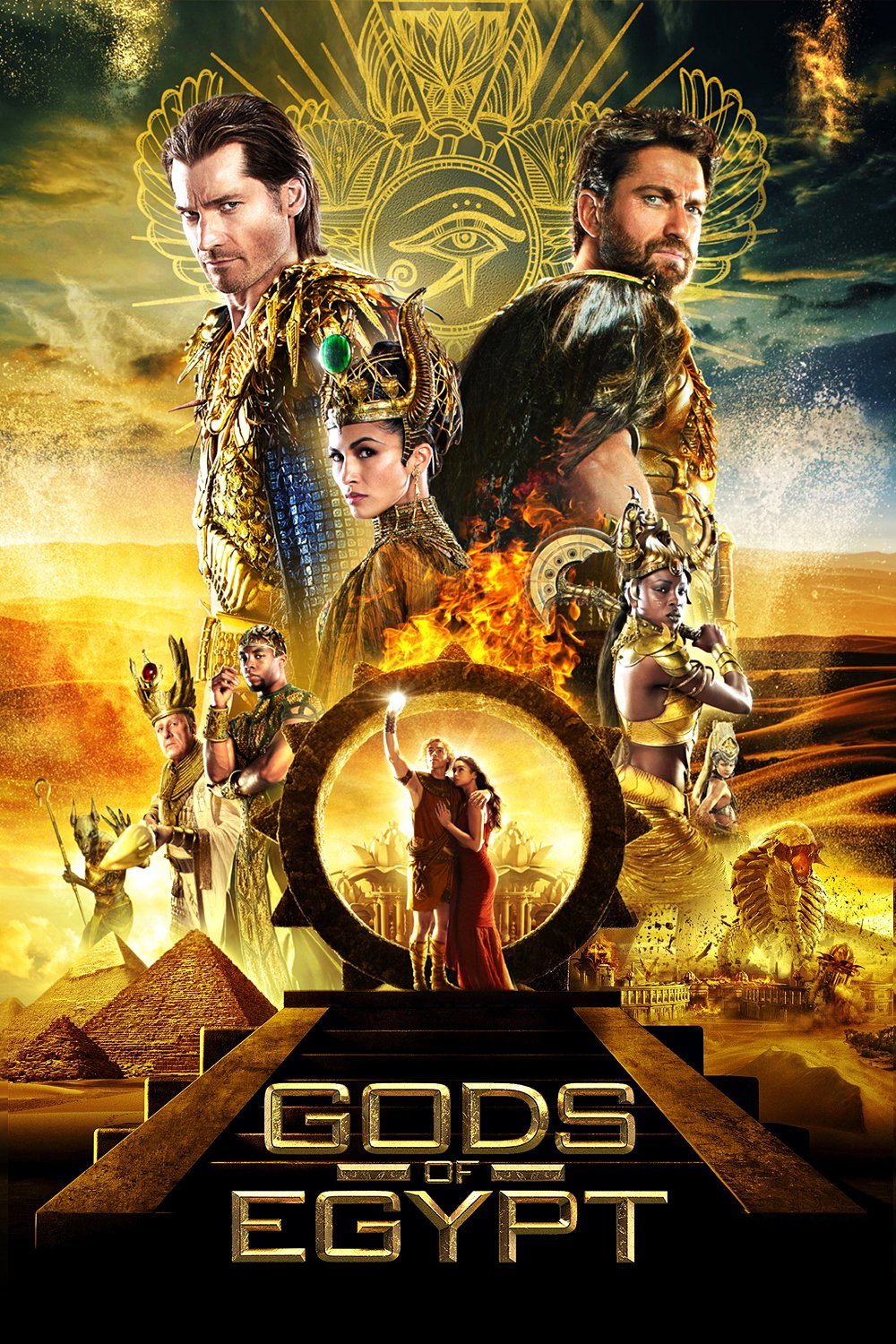 GODS OF EGYPT (2016) TAMIL DUBBED HD