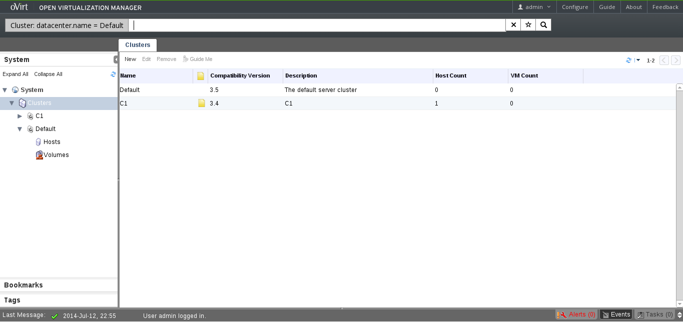 Ramesh Blogs: Deploying and Managing Gluster using OVirt