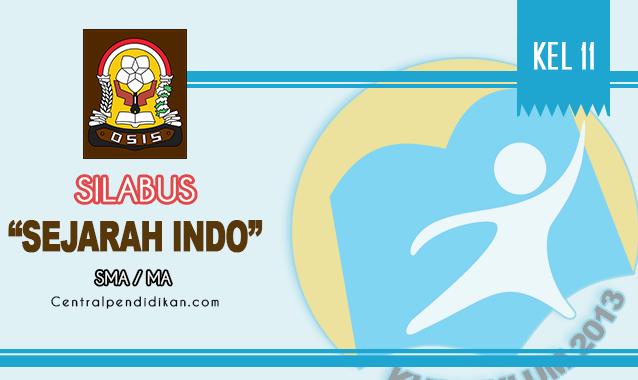 Silabus Sejarah Indonesia Kelas XI SMA