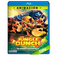 Una jungla de locura (2017) BRRip 720p Audio Dual Latino-Frances