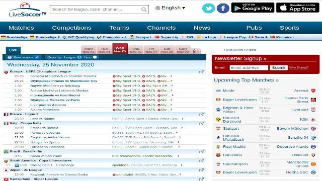 Live-soccer-tv-site