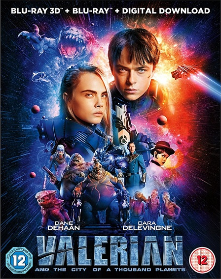 Valerian and the City of a Thousand Planets 3D (Valerian y La Ciudad de los Mil Planetas 3D) (2017) m1080p BDRip 13GB mkv Dual Audio DTS-HD 5.1 ch