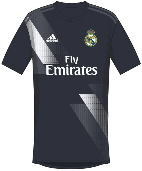 Famed kit insiders and concept artists Franco Carabajal and Jack Henderson  earlier shared  predictions  for next season s Real Madrid 2018-19 away  jersey 403791b16