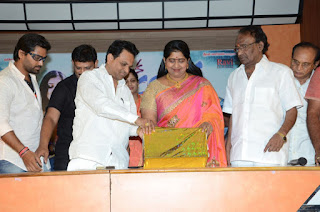 oke oka aasa telugu movie audio launch event photos