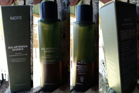 Jeju Artemisia Essence Sahabat Dalam Dunia Skin Care
