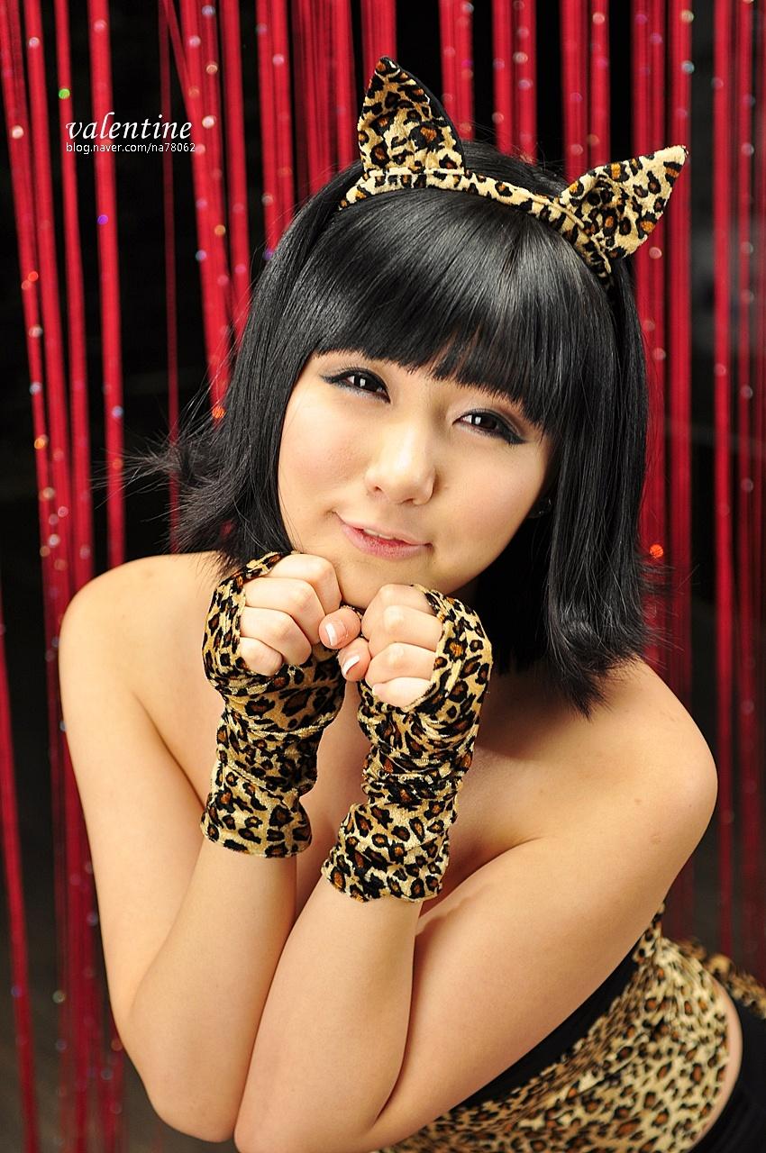 [Ryu Ji Hye] 2011.01.07 - Leopard