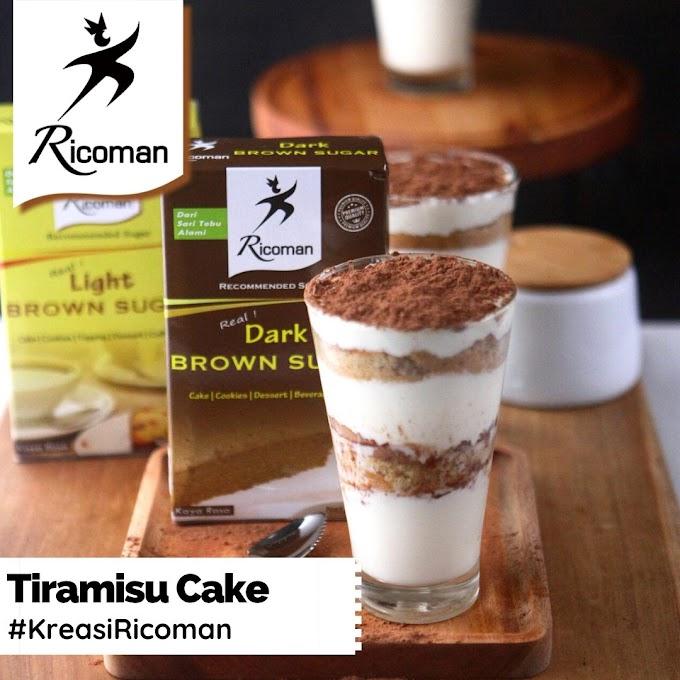[RESEP] Tiramisu Cake
