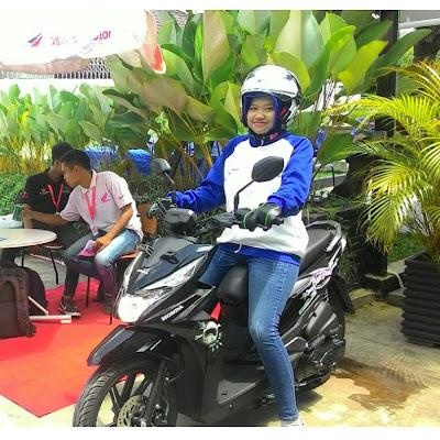 New Honda Beat Street Esp Hadir di KalBar