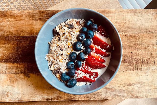 Gezond ontbijt Fitgirl