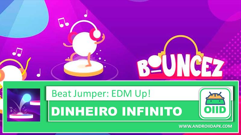 Beat Jumper: EDM up! – APK MOD HACK – Dinheiro Infinito