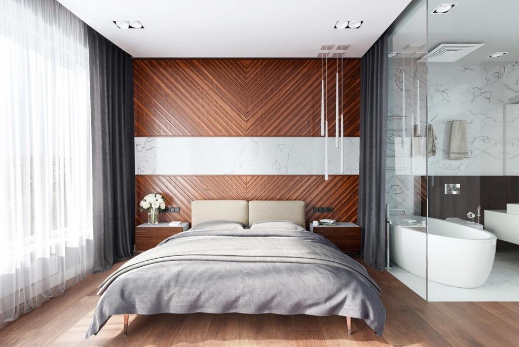 50 Desain Kamar Tidur Modern, Simple & Eksklusif - Rumahku ...
