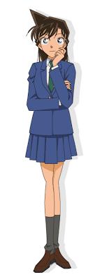 Hellominju.com: 名探偵コナンアニメ   毛利蘭 Mōri Ran   Hello Anime !