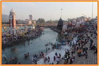 Haridwar In Uttarakhand. Here's an information about this field.