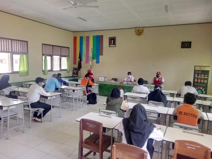 PMI Tubaba Edukasi Secara Mandiri