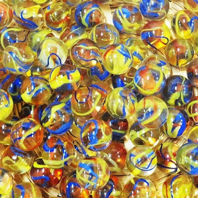 FIESTA Marbles by Mega Vacor
