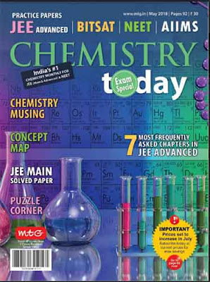 Chemistry Today May 2018