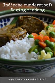 Indisch stoofpotje met rundvlees. Daging rendang maak je makkelijk zelf op het fornuis, in de oven of slowcooker.