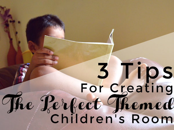 3 Tips For Creating The Perfect Themed Children's Room
