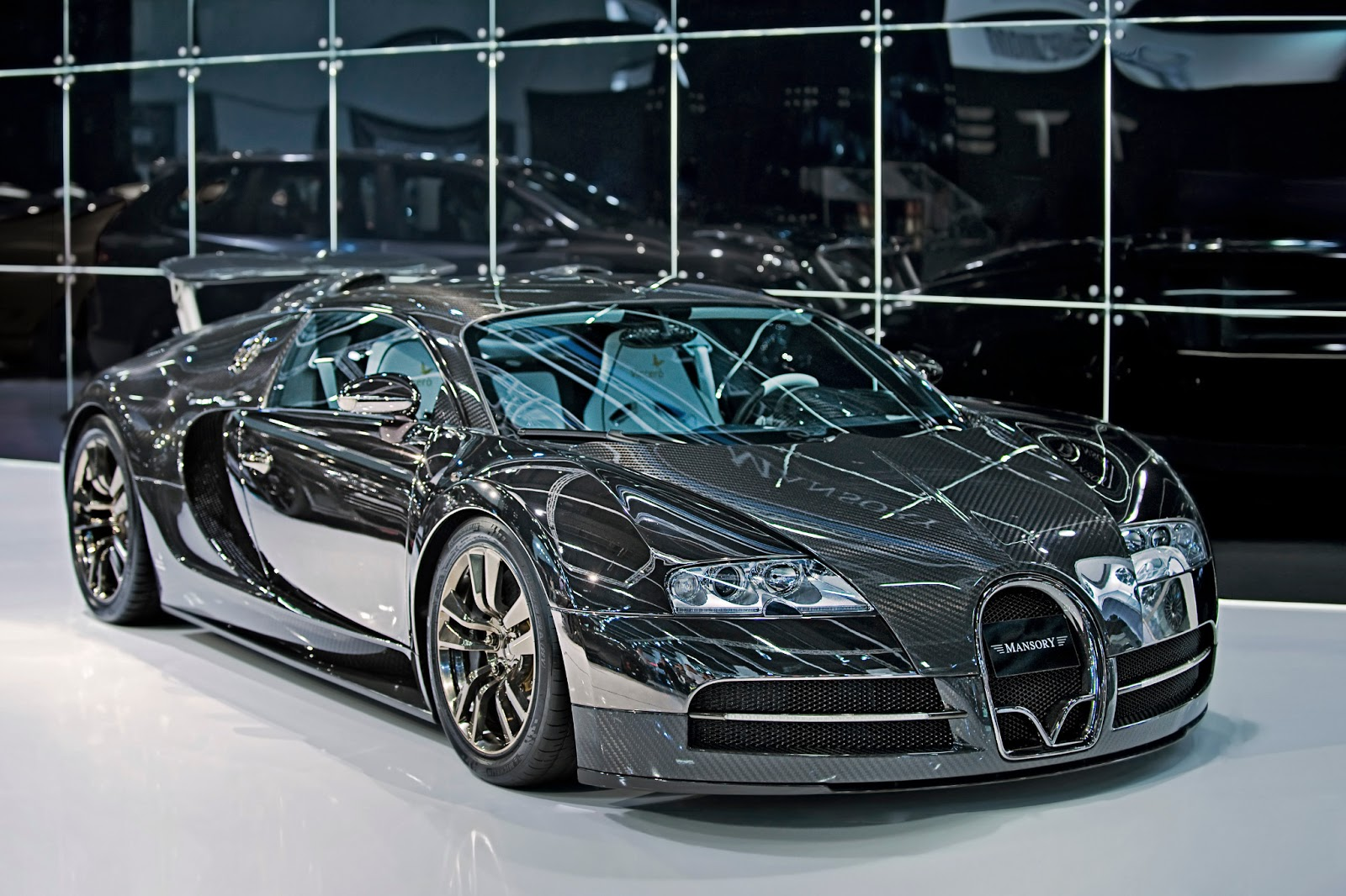 Bugatti Veyron Wallpapers - Exotic Color