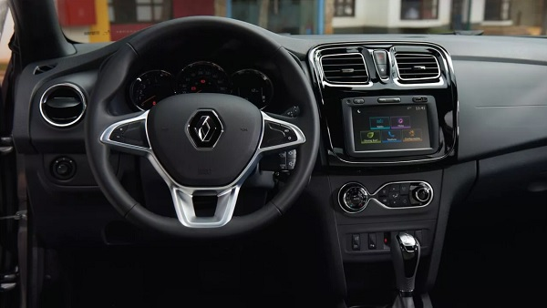 Renault Stepway 2020 Interior