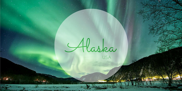 Alaska Travel Bucket List — October Blogging Challenge Day 18