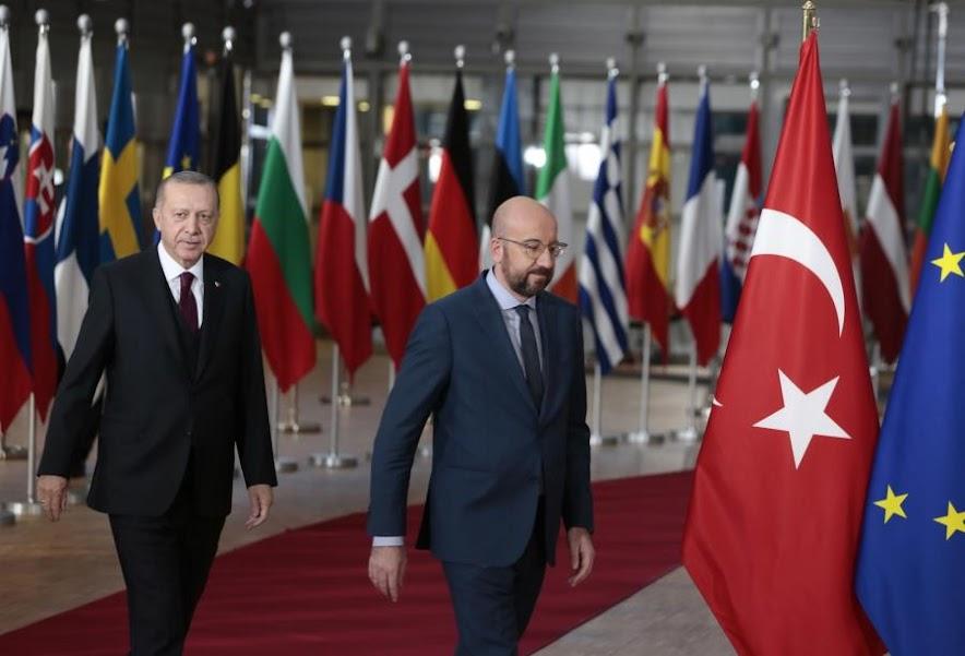 Σαρλ Μισέλ: Έτοιμη η ΕΕ για κυρώσεις στην Τουρκία