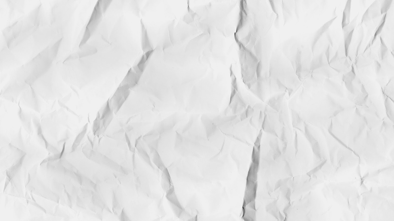 Simple Crushed Paper Background HD