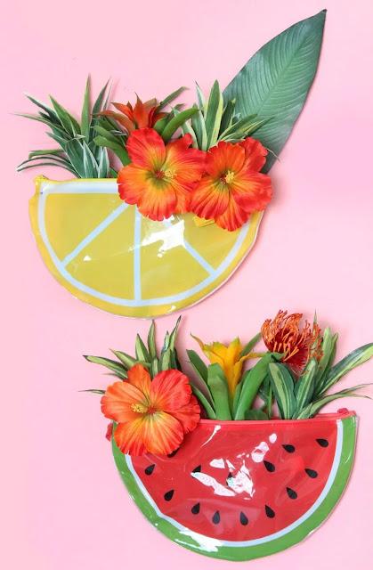 7 Tropical Inspired DIYs