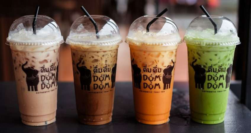 Bisnis thai tea botolan