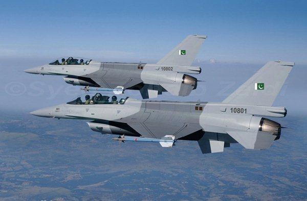 Resultado de imagem para f-16 paquistanes