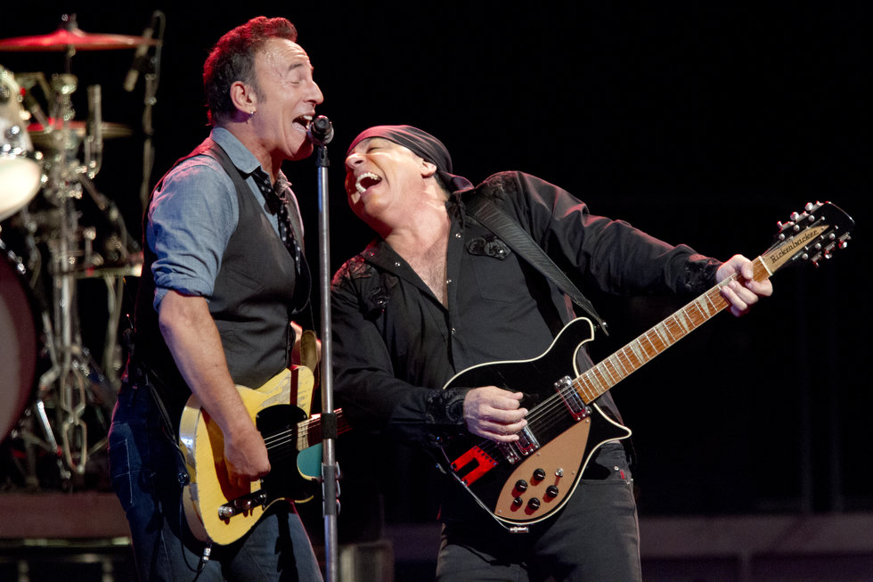Dc Outlook Bruce Springsteen The E Street Band Announce 2016 The River Tour