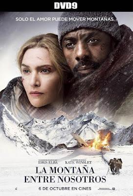 The Mountain Between Us 2017 DVD9 R1 NTSC Latino
