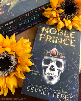 Book Review: Noble Prince by Devney Perry | About That Story
