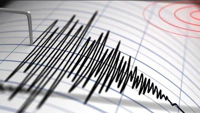 Gempa Berpusat di Tenggara Pengandaran Terasa sampai Kebumen