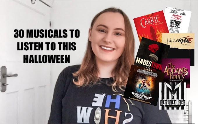 30 Musicals To Listen To This Halloween