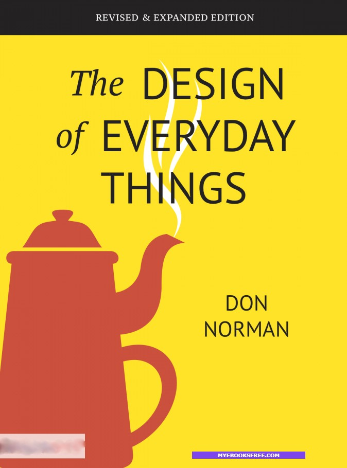 The Design of Everyday Things PDF Download by Donald Norman (1988)