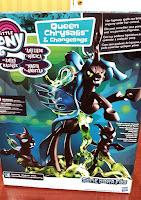 Canada - Guardians of Harmony Queen Chrysalis Fan Series Figure