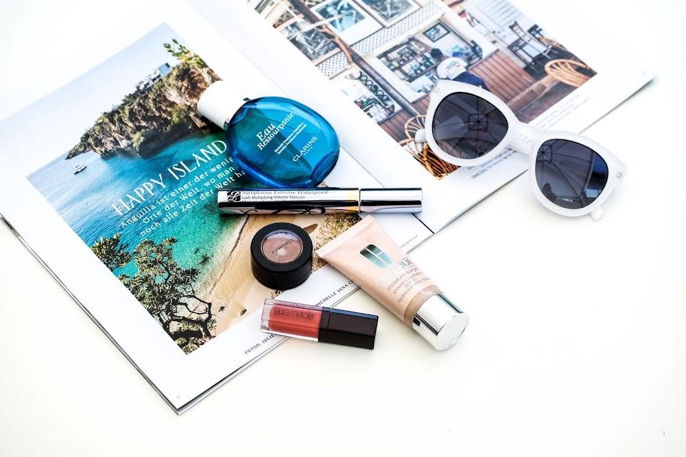 Makeup für den Strand