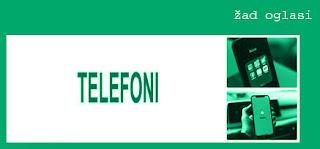 20. - PRODAJA TELEFONA NA ŽAD OGLASIMA