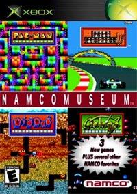 Namco Museum original xbox