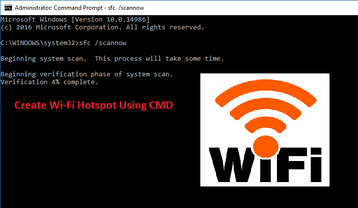 How to make wifi faster using cmd