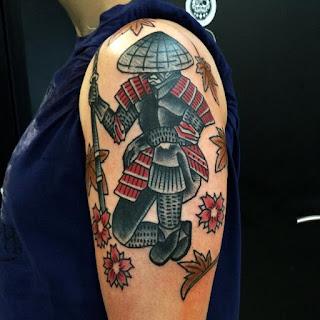 tato samurai 3d